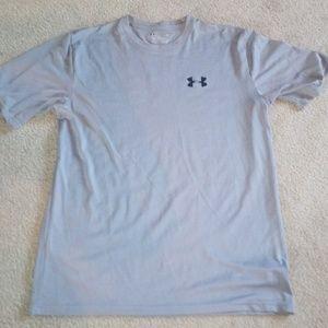 Under Armour Light Gray L t-shirt